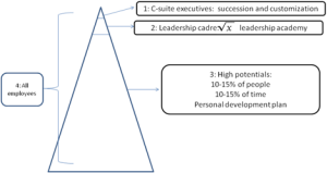 Ulrich_Figure 1- Overview of talent pyramid and choices