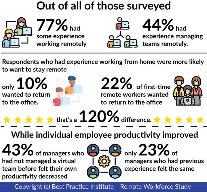 Remote Workforce Study
