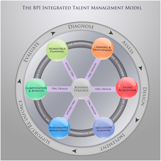 The BPI Integrated Talent Management Model